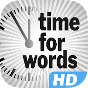 The Clock That Writes Time - time4words HD