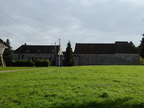 Photo: la ferme de Vaux