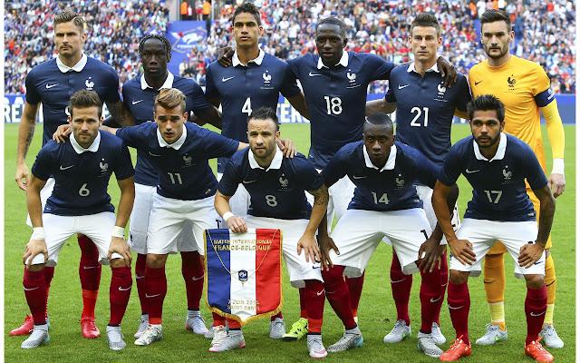 Equipe De France De Football Tab