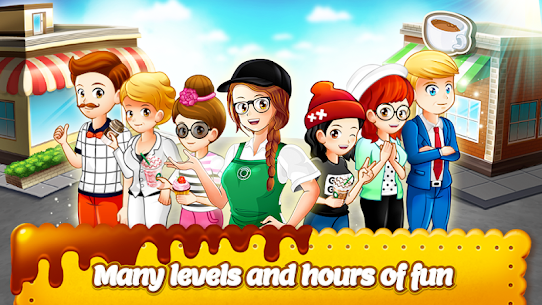 Cafe Panic: Cooking Restaurant 6