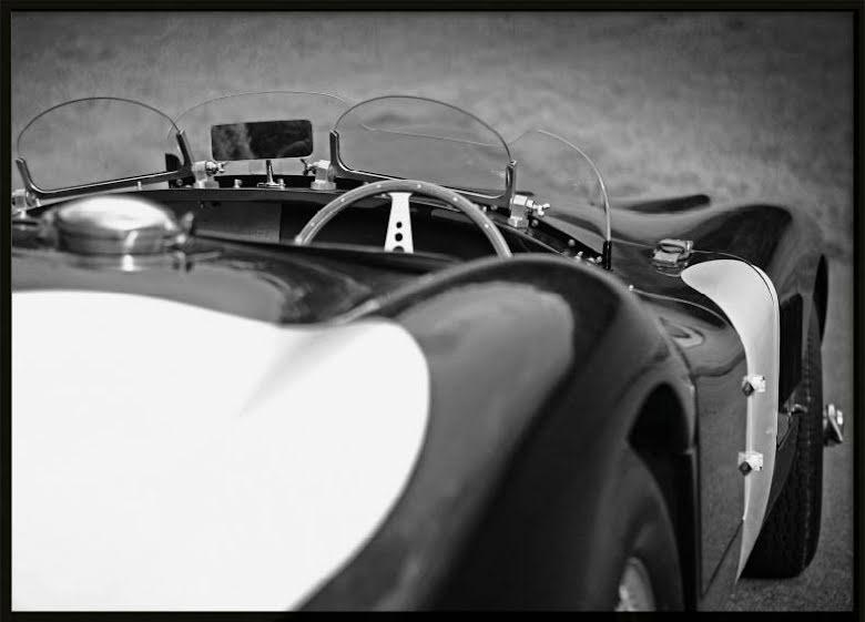 Classic Car #3, Poster
