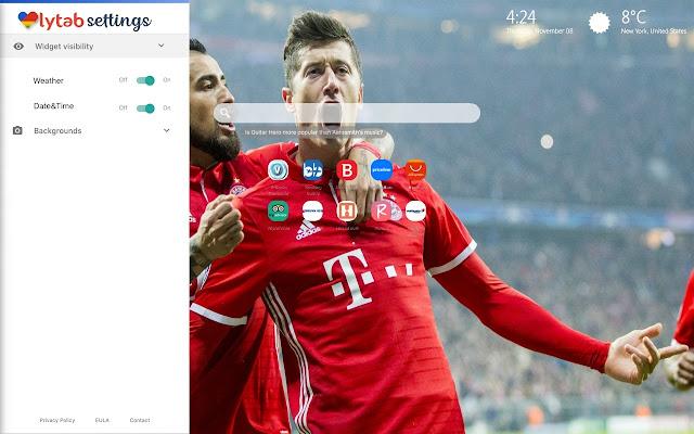 Bayern Munich Hd Wallpapers New Tab