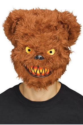 Mask, killer-björn