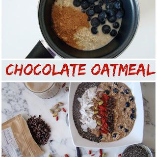 Chocolate Oatmeal.