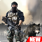 Swat Elite Force: Action Shooting Games 2018 icon