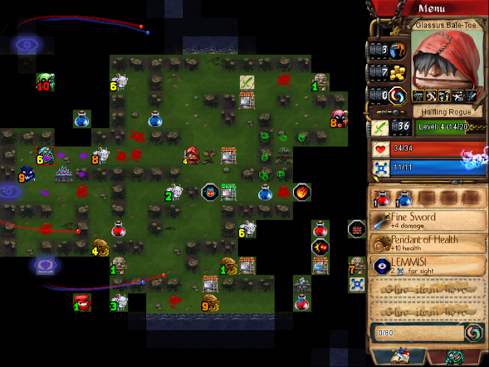 Desktop Dungeons - screenshot