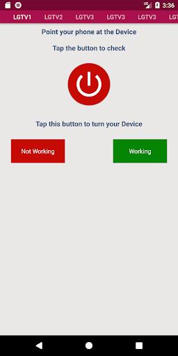 LG TV Remote Control 1.8 screenshots 2
