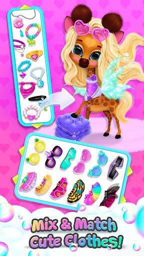 Kiki & Fifi Bubble Party - Fun with Virtual Pets  screenshots 2