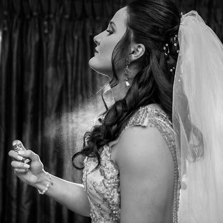 Wedding photographer Darrell Fraser (darrellfraser). Photo of 18.10.2017