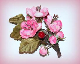 Photo: Веточка вишни