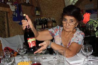 Photo: Day 164 - Wine Tasting with Lutfiya