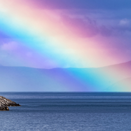 Chassing the Ranbow... by Ioannis Alexander - Uncategorized All Uncategorized ( rainbow,  )