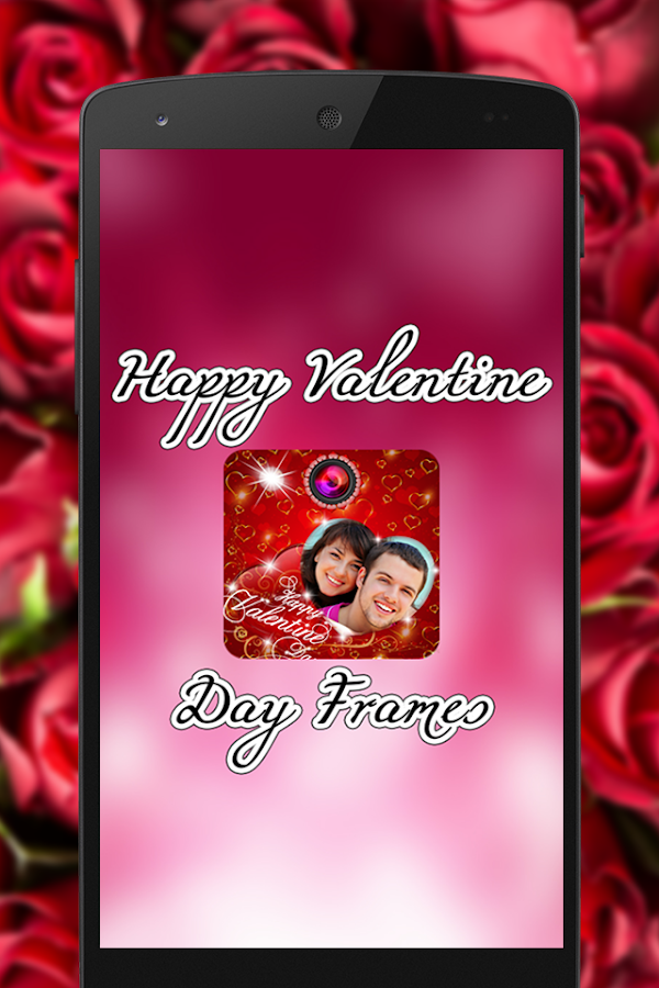 happy valentine\'s day frames - Android Apps on Google Play