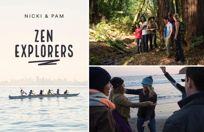 Airbnb Zen explorers