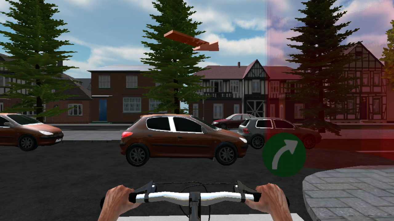 Bicycle World 3D- screenshot