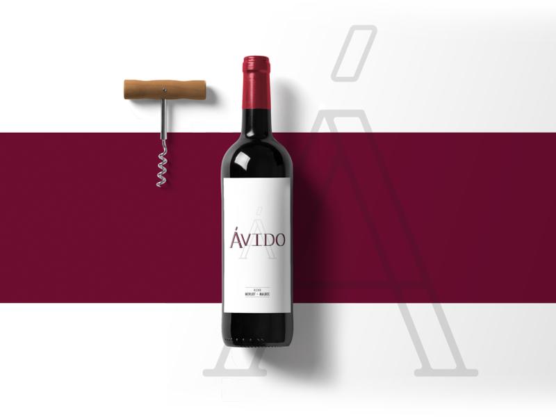 Avido Wine Labels