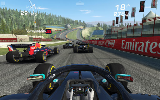 Real Racing 3 apktreat screenshots 1