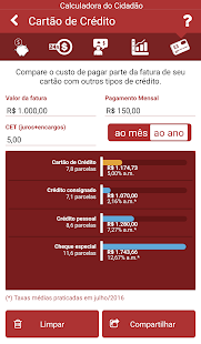 Calculadora do Cidadão- screenshot thumbnail