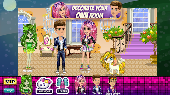 MovieStarPlanet 3