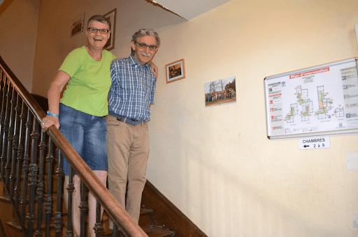 photo personnes accueillies au foyer la Braise de L'Arche de La Vallée