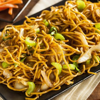 Chinese Pork Lo Mein Recipes
