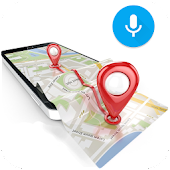 Voice Navigation Live Tracker