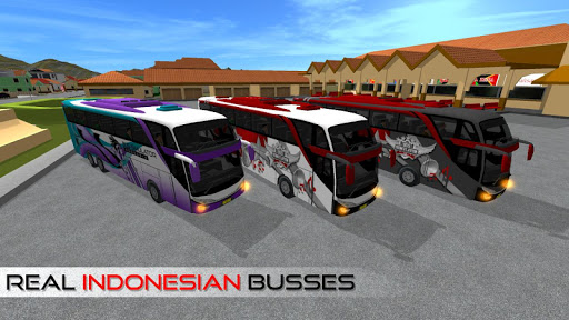 Bus Simulator Indonesia  gameplay | by HackJr.Pw 4
