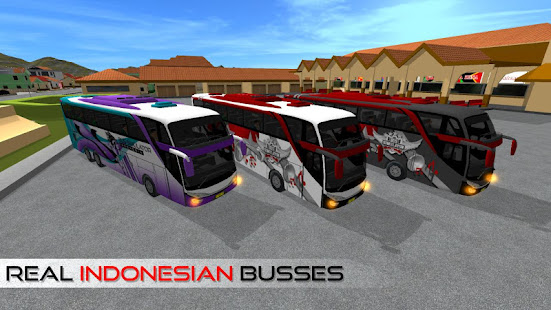 Game Bus Simulator Indonesia APK for Windows Phone