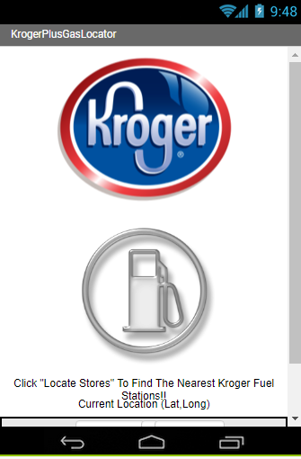 Gas Station Near Current Location >> Kroger Gas Station Finder Android Apps Appagg
