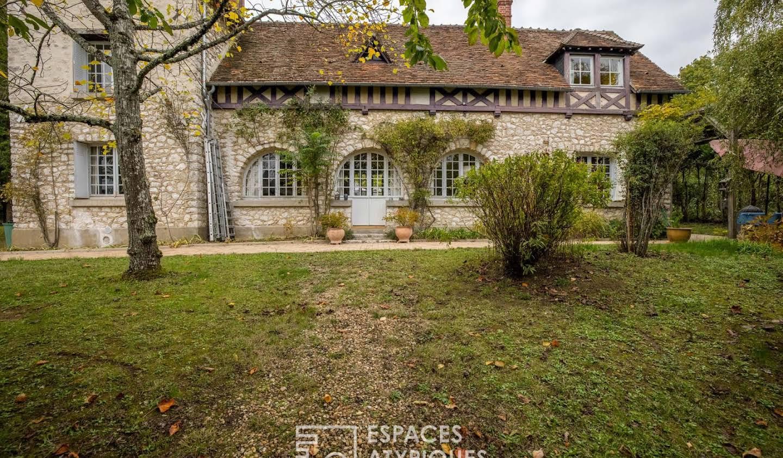 Maison avec terrasse Blois