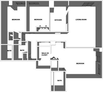 Go to Bristol Floorplan page.