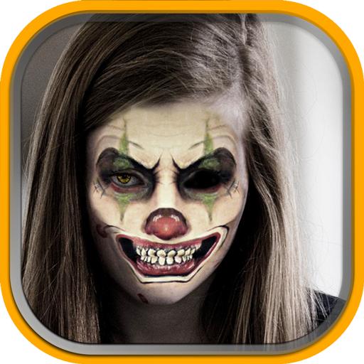 化妝遊戲 萬聖節 攝影 App LOGO-硬是要APP