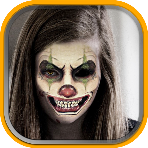 Halloween Makeup Salon Games 攝影 App LOGO-硬是要APP