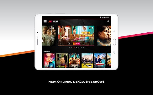 ALTBalaji – Watch Web Series, Originals & Movies App Download For Android and iPhone 6