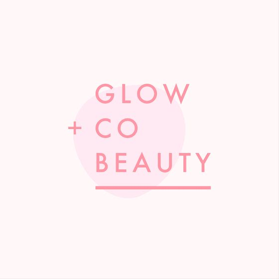 Glow & Co. Beauty - Logo Template