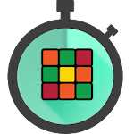 Chrono Cube Timer Icon