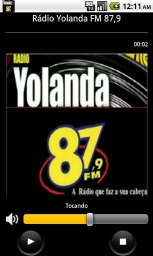 Rádio Yolanda FM 87 9