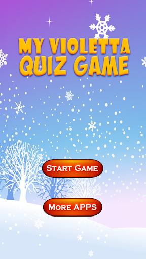 My Violeta Quiz Game