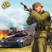 Tải WW2 Counter Shooter Frontline War Survival Game APK