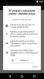 TVprogram.cz televizní program - náhled