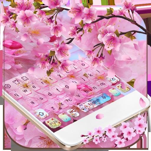 Spring Blossom Keyboard Theme
