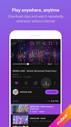 Mubeat for KPOP Lovers screenshot 7