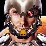 Racing Space 3D Icon
