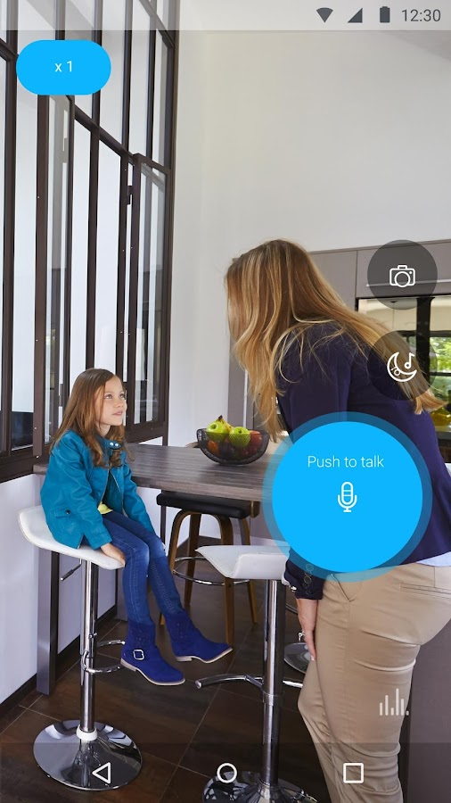 Withings Home Security Camera – Capture d'écran