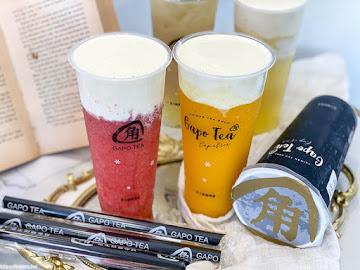 Gapo tea角鋪 茶 芝士奶蓋專賣 台南民族店