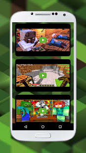 Fan Made Minecraft Videos