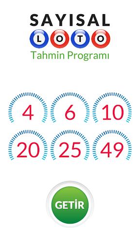 Sayısal Loto Tahmin Programı