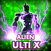 Adventure Hero Alien - Ultimate X Transform