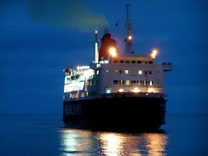 Photo: Этот пароход приходит на Флорес раз в неделю - других нет.