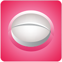 Lady Pill Alarm icon